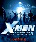 X MEN LEGENDS 2 HD mobile app for free download