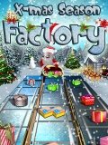 Xmas Season Factory 360x640 mobile app for free download