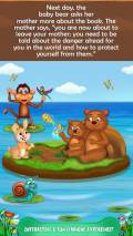 Baby Bear B\'day Bedtime Story mobile app for free download