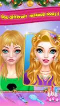 Christmas Girl Spa Makeup mobile app for free download