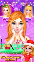Christmas Girls Spa Salon mobile app for free download
