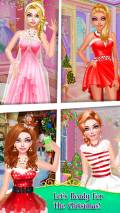 Christmas Makeup Me mobile app for free download