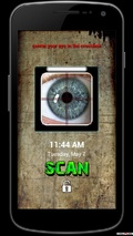 eye scanning lock mobile app for free download