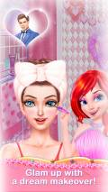 Fashion Valentine Doll Salon mobile app for free download