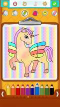 Horse Coloring Sheets for Kids mobile app for free download