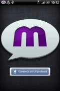mChat s60v3 mobile app for free download