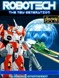 robotech the new generation mobile app for free download
