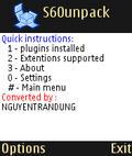 s60 unpacker mobile app for free download