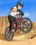BmxKid 128x160 mobile app for free download