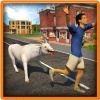 Crazy Goat in Town 3D 1.0 mobile app for free download