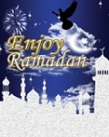 Enjoy Ramadan 128x160 1.1 mobile app for free download