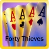 Forty Thieves Card Game 1.04 mobile app for free download