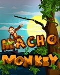 Macho Monkey 128x160 1.1 mobile app for free download