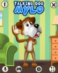 Talking Dog Mylo 128x160 mobile app for free download