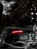 Black Car 3D game mobile app for free download