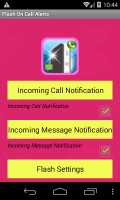 CallFlashAlert mobile app for free download