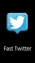 Fast Twitter mobile app for free download