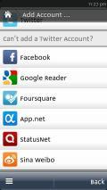 Gravity 2.80 cool facebook,twitter client for s60v5 & v3 full version mobile app for free download