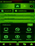 Green Power Ucweb mobile app for free download