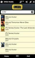IMDb Mobile v0.6 mobile app for free download