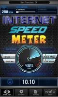 INTERNET SPEED METER mobile app for free download