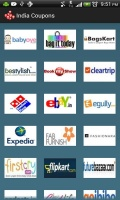 India Coupons mobile app for free download