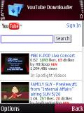 KM Software YouTobe Downloader Pro v1.00(11) S60v3 v5 S^3 Anna Belle Signed mobile app for free download