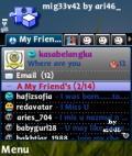 Mig33v42 BlueBlacken mobile app for free download