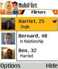 MobiFlirt v 2.00 mobile app for free download