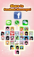 My Chat Sticker 2 For Facebook