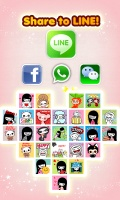 My Chat Sticker 2 for LINE mobile app for free download