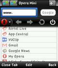 OPERA MINI V6.50 mobile app for free download