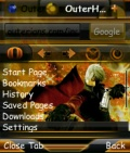 OperaMini.v7.1 Evo X2 Devil May Cry for s60v2 Globe mobile app for free download