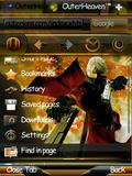 OperaMini.v7.1 Evo X2 Devil May Cry for s60v3 Globe mobile app for free download