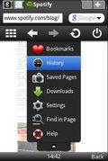 Opera Mini 5 Beta (Native WM Version) mobile app for free download