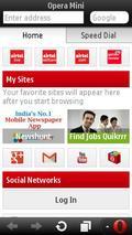 Opera Mini 7.0.31438 mobile app for free download