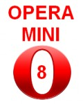 Opera Mini 8 mobile app for free download