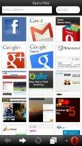 Opera Mini v7.10 mobile app for free download