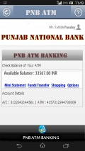 PNB ATM Check Balance mobile app for free download