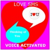 Romantic Text Messaging mobile app for free download