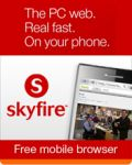 Skyfire 1.0 For Windows Mobile Non Touch