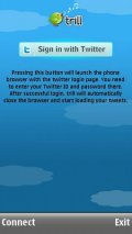 Trill Twitter mobile app for free download