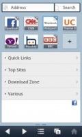 UC Browser V9.1.0.291 mobile app for free download