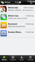 WeChat v4 2 mobile app for free download