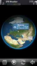 Weather Borat Cast mobile app for free download