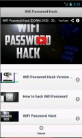 Wifi Password Hack mobile app for free download