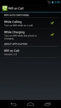 Wifi on Call mobile app for free download