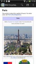 Wiki Encyclopedia pro v3.1.2 mobile app for free download