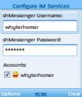 latest SHMess for all java phone mobile app for free download
