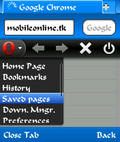 opera chrome mobile app for free download